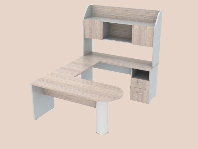 Credenza Con Llave : Conjunto ejecutivo de 160x210x180 cm muebles prestige