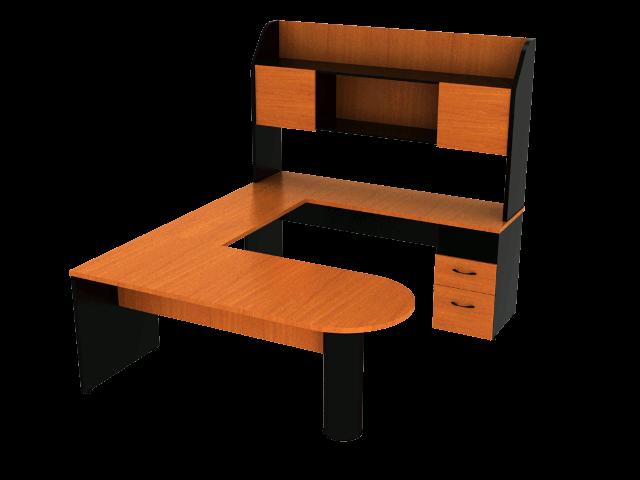 Credenza Con Puertas : Conjunto ejecutivo de 180x220x180 cm muebles prestige
