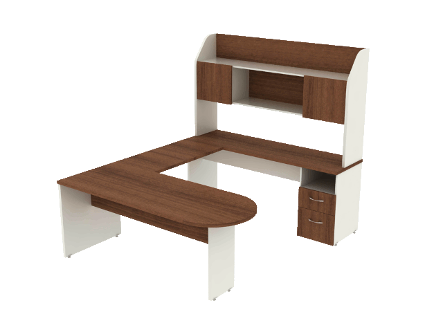 Credenza Con Llave : Conjunto ejecutivo de 180x220x180 cm muebles prestige
